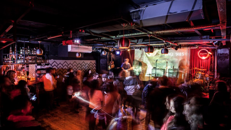 Best Venues For Live Music